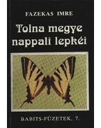 Tolna megye nappali lepkéi - Fazekas Imre
