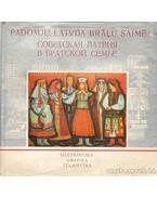 Szovjet Lettország a testvéri családban (orosz-lett nyelvű) - Nefedova, Inara összeáll.