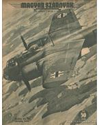 Magyar Szárnyak 1943. 5. szám március - Jánosy István