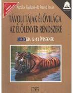 Távoli tájak élővilága - Az élőlények rendszere - Asztalos Gyuláné, Dr. Franyó István