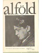 Alföld 1977/11. - Kovács Kálmán