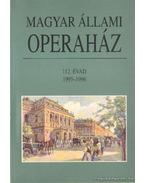 Magyar Állami Operaház 112. évad - Mátyus Zsuzsa