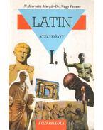 Latin I. - Dr. Nagy Ferenc, N. HORVÁTH MARGIT