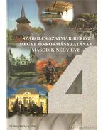 Szabolcs-Szatmár-Bereg Megye Önkormányzatának második négy éve - Kuknyó János