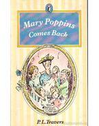 Mary Poppins Comes Back (angol-nyelvű) - Pamela Lyndon Travers