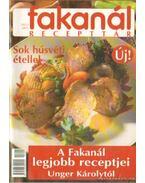 Fakanál recepttár 2001/1 - Unger Károly
