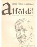 Alföld 1975/12. - Kovács Kálmán