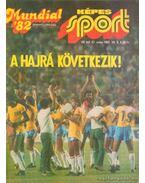 Képes Sport 1982. 27. szám - Kutas István
