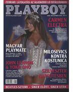 Playboy 2000. december - Hefner, Hugh M., Pósa Árpád