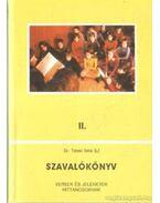 Szavalókönyv II. - Dr. Teleki Béla