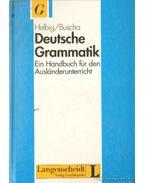 Deutsche Grammatik - Buscha,Joachim, Helbig,Gerhard