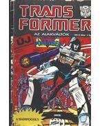 Transformer 1991/2. július 2. szám - Az alakváltók - Révész P. Anna