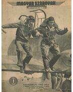 Magyar Szárnyak 1944. 13. szám július - Jánosy István