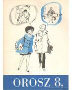 Orosz 8 - Kosaras István