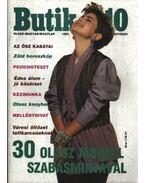 Butik 1991/10 - Moldován Katalin
