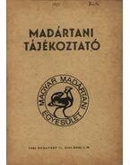 Madártani tájékoztató 1981. január-március - Szentendrey Géza