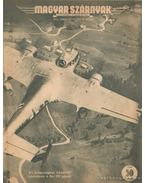Magyar Szárnyak 1943. 8. szám április - Jánosy István