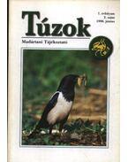 Túzok 1996. június 1. évfolyam 2. szám - Varga Lajos, Dr. Hadarics Tibor