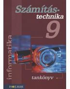 Számítástechnika 9. - Rozgonyi-Borus Ferenc