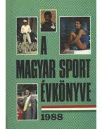 A magyar sport évkönyve 1988 - Ládonyi László