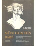 Münchausen báró - Gottfried August Bürger