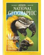 National Geographic 1994-es évf. Teljes! (angol nyelvű) - Garrett, Wilbur E.