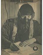 Magyar Szárnyak 1943. 22. szám november - Jánosy István