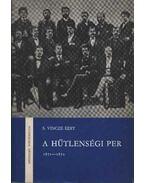 A hűtlenségi per (1871-1872) - S. Vincze Edit