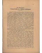 Gyógyvizeink és a földtani adottságok - Papp Ferenc