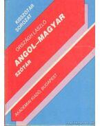 Angol-magyar szótár - Országh László