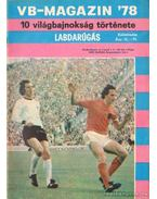 VB-Magazin '78 - Tabák Endre