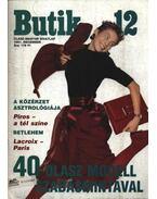 Butik 1991/12 - Moldován Katalin