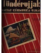 Tündérujjak 1933 - W. Bartha Emma (szerk.), Szegedy Ila
