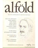 Alföld 1983/11. - Juhász Béla
