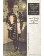 Gömbös Gyula hatalomra kerülése és kormányzása 1932-1936 - Gergely Jenő