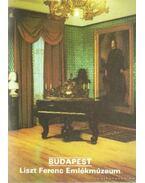 Budapest - Liszt Ferenc Emlékmúzeum - Füzes Endre