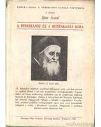 A reneszánsz és a hitszakadás kora - Ijjas Antal