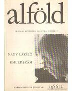 Alföld 1986/2 - Juhász Béla