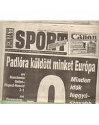 Nemzeti Sport 1993. szeptember (hiányos) - Borbély Pál