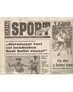 Nemzeti Sport 1993. november (hiányos) - Borbély Pál