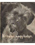 Kis kutya, nagy kutya - Lestyán Sándor