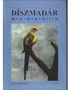 Díszmadár magazin 1994. 1. szám. - Kovács Géza