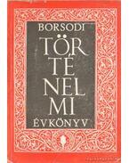 Borsodi Történelmi évkönyv III. - Deák Gábor, Román János