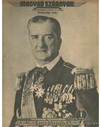Magyar Szárnyak 1943. 24. szám december - Jánosy István