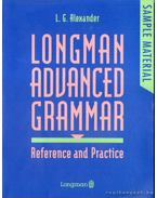 Longman Advanced Grammar - Alexander,L. G.