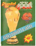 Képes Sport 1982. 24. szám - Kutas István