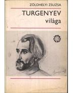 Turgenyev világa - Zöldhelyi Zsuzsa