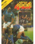 Képes Sport 1982. 29. szám - Kutas István