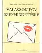 Válaszok egy szexhirdetésre - Tolnai Gábor, Budai András, Wágner Olga