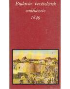 Budavár bevételének emlékezete 1849 - Katona Tamás